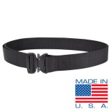 CONDOR US1078-002-L Cobra Tactical Belt L Black