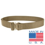 CONDOR US1078-003-L Cobra Tactical Belt L Tan