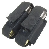 CONDOR MA13-002 Double 40mm Grenade Pouch Black