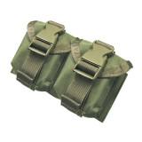 CONDOR MA14-001 Double Frag Grenade Pouch OD