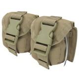 CONDOR MA14-003 Double Frag Grenade Pouch Coyote Tan