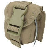 CONDOR MA15-003 Single Frag Grenade Pouch Coyote Tan
