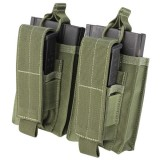 CONDOR 191040-001 Double M14 Kangaroo Mag Pouch OD