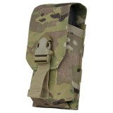 CONDOR 191128-008 Universal Rifle Mag Pouch MultiCam