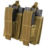 CONDOR 191040-498 Double M14 Kangaroo Mag Pouch Coyote Brown