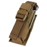 CONDOR 191062-498 Single Flash Bang Pouch Coyote Brown
