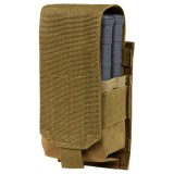 CONDOR 191088-498 Single M14 Mag Pouch Coyote Brown