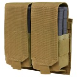 CONDOR 191089-498 Double M14 Mag Pouch - Gen II Coyote Brown