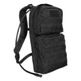 CONDOR HCB2-002 Hydration Carrier 2 Black