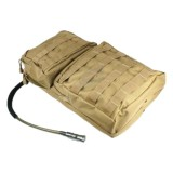 CONDOR HCB2-003 Hydration Carrier 2 Coyote Tan