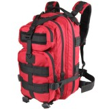 CONDOR 126-010 Compact Assault Pack Red