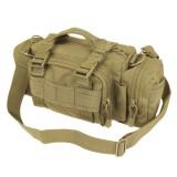 CONDOR 127-003 Deployment Bag Coyote Tan