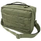CONDOR 137-001 Utility Shoulder Bag OD