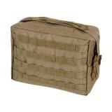 CONDOR 137-003 Utility Shoulder Bag Coyote Tan