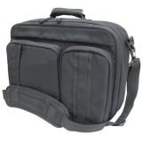 CONDOR 145-002 3-WAY Laptop Case Black