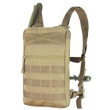 CONDOR 111030-003 Tidepool Hydration Carrier Tan