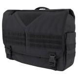 CONDOR 111061-002 Scythe Messenger Bag Black
