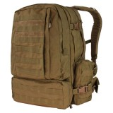 CONDOR 125-498 3-Days Assault Pack Coyote Brown