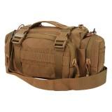 CONDOR 127-498 Deployment Bag Coyote Brown