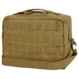 CONDOR 137-498 Utility Shoulder Bag Coyote Brown