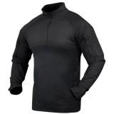 CONDOR 101065 Combat Shirt Black L