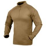 CONDOR 101065-003-XL Combat Shirt Tan XL