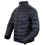 CONDOR 101057 Zephyr Lightweight Down Jacket Black XL
