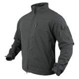 CONDOR 606-018-XXL PHANTOM Soft Shell Jacket Graphite XXL