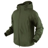 CONDOR 101098 Element Softshell Jacket OD XL