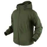 CONDOR 101098 Element Softshell Jacket OD XL
