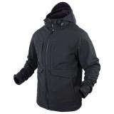 CONDOR 101058 Overcast Softshell Parka Black XL
