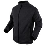 CONDOR 101050 Matterhorn Fleece Black XXL