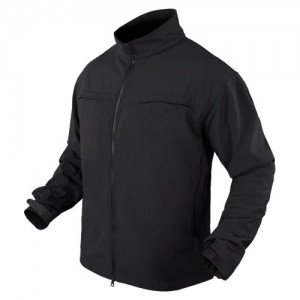 CONDOR 101049 Covert Softshell Jacket Black L