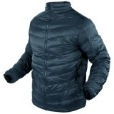 CONDOR 101057-031-XL Zephyr Lightweight Down Jacket Gunmetal XL