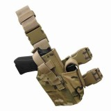 CONDOR TLH-008 Tactical Leg Holster MultiCam