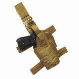 CONDOR TTLH-003 Tornado Tactical Leg Holster Coyote Tan