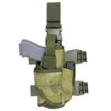 CONDOR TTLH-015 Tornado Tactical Leg Holster A-TACS FG