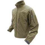 CONDOR 606-003-XS PHANTOM Soft Shell Jacket Coyote Tan XS