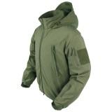 CONDOR 609-001-XXL SUMMIT Zero Lightweight Soft Shell Jacket OD XXL