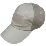 CONDOR TCM-003 Mesh Tactical Cap Tan
