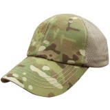 CONDOR TCTM-008 Mesh Tactical Team Cap MultiCam