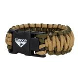 CONDOR 221082 USB 2.0 Paracord Bracelet Tan / OD S
