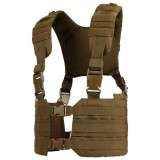 CONDOR MCR7-498 Ronin Chest Rig Coyote Brown