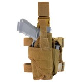 CONDOR TTLH-498 Tornado Tactical Leg Holster Coyote Brown