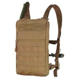 CONDOR 111030-498 Tidepool Hydration Carrier Coyote Brown