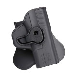 CYTAC CY-MPC Polymer Holster - S&W M&P Compact