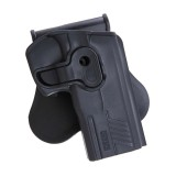 CYTAC CY-T800 Polymer Holster - Taurus PT809/PT840/PT845, 24/7Pro
