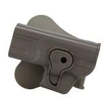 CYTAC CY-G19LF R-Defender Holster - Glock 19/23/32 (Left Handed) FDE