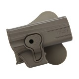 CYTAC CY-P07F R-Defender Holster - CZ P-07/P-09 (FDE)