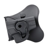 CYTAC CY-KT380 R-Defender Holster Kel-Tec P380A/Taurus TCP/Ruger LCP